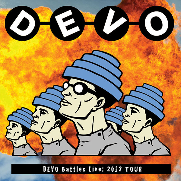 Devo - Battles Live: 2012 Tour